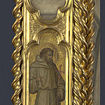 Giovanni dal Ponte – Unknown Saint, Saint Cosmas and Saint Francis, Part 3 National Gallery UK