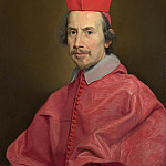 Giovanni Battista Gaulli – Portrait of Cardinal Marco Gallo, Part 3 National Gallery UK