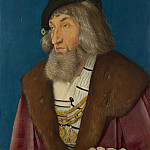 Hans Baldung Grien – Portrait of a Man, Part 3 National Gallery UK