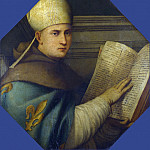 Giovanni Antonio Pordenone – Saint Louis of Toulouse, Part 3 National Gallery UK