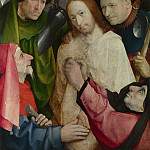 Part 3 National Gallery UK - Hieronymus Bosch - Christ Mocked (The Crowning with Thorns)