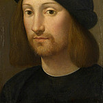 Imitator of Raphael – Portrait of a Young Man, Part 3 National Gallery UK