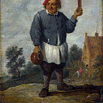 Part 3 National Gallery UK - Imitator of David Teniers the Younger - Personification of Autumn
