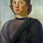 Italian, Florentine – Portrait of a Young Man, Part 3 National Gallery UK