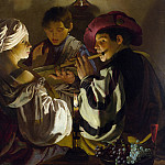 Part 3 National Gallery UK - Hendrick ter Brugghen - The Concert