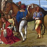 Giorgione – The Adoration of the Kings, Part 3 National Gallery UK