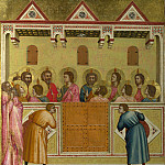 Giotto di Bondone – Pentecost, Part 3 National Gallery UK