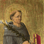 Part 3 National Gallery UK - Giorgio Schiavone - Saint Anthony of Padua
