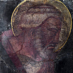 Italian, Florentine – Head of a Male Saint, Part 3 National Gallery UK