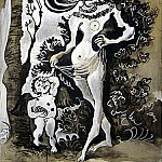 1960 Venus et LAmour, Pablo Picasso (1881-1973) Period of creation: 1943-1961