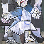 1943 Premiers pas, Pablo Picasso (1881-1973) Period of creation: 1943-1961