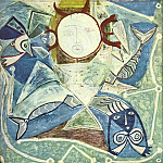 1947 Ulysse et les sirКnes, Pablo Picasso (1881-1973) Period of creation: 1943-1961
