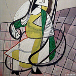 1943 Le rocking-chair, Pablo Picasso (1881-1973) Period of creation: 1943-1961