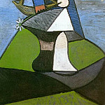 1945 Enfant Е la fleur, Pablo Picasso (1881-1973) Period of creation: 1943-1961