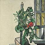 1944 Carafe et plant de tomate 1, Pablo Picasso (1881-1973) Period of creation: 1943-1961