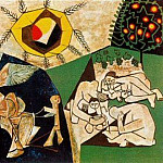 Pablo Picasso (1881-1973) Period of creation: 1943-1961 - 1952 La paix