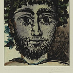 1960 Le faune, Pablo Picasso (1881-1973) Period of creation: 1943-1961