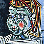 Pablo Picasso (1881-1973) Period of creation: 1943-1961 - 1952 Paloma