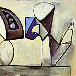 1947 Nature morte, Pablo Picasso (1881-1973) Period of creation: 1943-1961