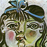 Pablo Picasso (1881-1973) Period of creation: 1943-1961 - 1951 Paloma