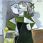 1954 Paloma debout, Pablo Picasso (1881-1973) Period of creation: 1943-1961