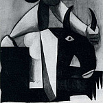 1946 Le viol dEurope, Pablo Picasso (1881-1973) Period of creation: 1943-1961