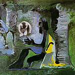 Pablo Picasso (1881-1973) Period of creation: 1943-1961 - 1961 Le dВjeuner sur lherbe (Manet) 9