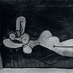 1946 Femme nue couchВe, Pablo Picasso (1881-1973) Period of creation: 1943-1961