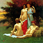 An Eclogue, American artists