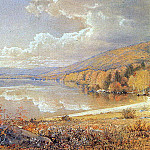 American artists - Richards, William Trost (American, 1833-1905)