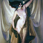 Armstrong Rolf Paris Nude 1919 1921, Rolf Armstrong