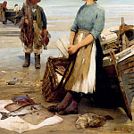 Benham Thomas C S The Days Catch, American artists