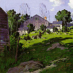 Bruestle, George M. 2, American artists