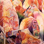 American artists - Bloch, Albert (American- practiced mainly in Germany, 1882-1961)