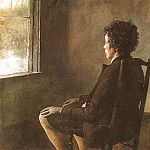 Wyeth, Andrew Newell (American, born 1917) 1, Ньюэлл Конверс Уайет