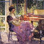 American artists - Miller, Richard Emil (American, 1875-1943)