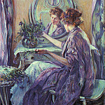 American artists - Reid, Robert (American, 1862-1929) 1