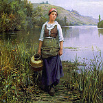 Knight, Daniel Ridgway , American artists