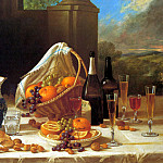 American artists - Luncheon Still Life
