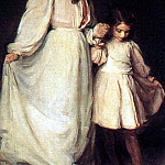 Beaux, Cecilia 1, American artists