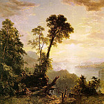 Durand, Asher Brown , American artists