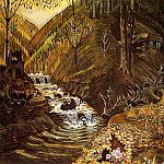 American artists - Burchfield, Charles Ephraim (American, 1893-1967)