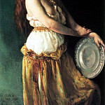 Pell Ella Ferris 1846 to 1922 Salome 51 by 38in, American artists