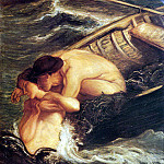 American artists - Shannon Charles Haslewood The Mermaid