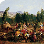 Hop Picking, American artists