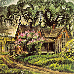 American artists - Burchfield, Charles Ephraim (American, 1893-1967) 2