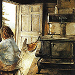 Wyeth, Andrew Newell (American, born 1917) 2, Bo Newell