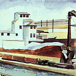 American artists - Sheeler, Charles (American, 1883-1965) 1