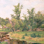 Metcalf, Willard Leroy (), Willard Leroy Metcalf