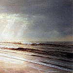 American artists - Richards, William Trost (American, 1833-1905) 2